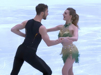 Фигуристы Пападакис и Сизерон обновили мировой рекорд в ритм-танце