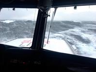 С норвежского парома, у которого в субботу отказал двигатель, эвакуируют пассажиров
