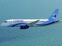 SSJ100 авиакомпании Interjet