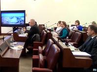 Специальное заседании Совета при президенте РФ по развитию гражданского общества и правам человека, посвященном предотвращению образования отходов