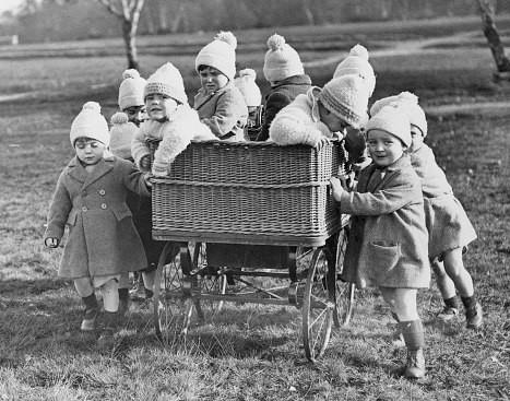 Как выбрать детскую коляску