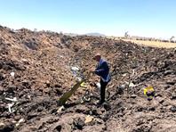Запрет на пассажирские перевозки был введен после того, как Boeing 737 МАХ 8 разбился утром 10 марта в 60 км к юго-западу от эфиопской столицы Аддис-Абебы