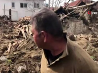 Мощное землетрясение привело к разрушениям на юго-западе Турции