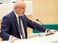 Соавтор законопроекта Андрей Клишас сказал РБК, что законодатели не делали расчетов, насколько увеличатся траты на реализацию проекта, если будет одобрена указанная поправка