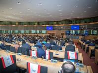 Съезд Европейской народной партии (ЕНП), 20 марта 2019 года