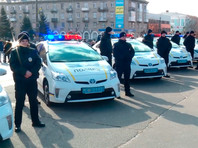 Национальная полиция Украины решила заменить автоматы Калашникова, пистолеты Макарова и ТТ немецкими пистолетами-пулеметами МР5