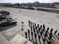 Межнациональный батальон НАТО проведет в Таллине 35 учебных уличных боев