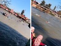 На севере Ирака затонул паром: минимум 85 погибших