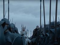 """HBO выпустила три новых ВИДЕО к финальному сезону """"Игры престолов"""""""