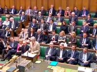 Напомним, депутаты Палаты общин в пятницу в третий раз отклонили соглашение об условиях Brexit большинством в 58 голосов. Против соглашения проголосовали 344 парламентария и лишь лишь 286 народных избранников его поддержали