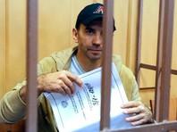 Бывший министр по вопросам открытого правительства РФ Михаил Абызов в Басманном районном суде