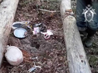 В подмосковном лесу обнаружены останки молодого мужчины, который весной 2017 года ушел в поход и пропал без вести