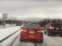 В конце прошлой недели США пострадали от ненастной погоды. В штате Колорадо город Колорадо-Спрингс засыпало ледяной крупой, а по населенному пункту Фалкон прошелся торнадо