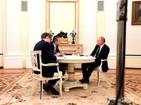 Владимир Путин ответил на вопросы представителей газеты The Financial Times