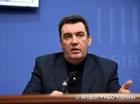 Секретарь Совета национальной безопасности и обороны (СНБО) Украины Алексей Данилов