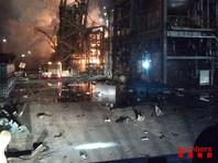 В муниципалитете Таррагона в испанской Каталонии произошел мощный взрыв на нефтехимическом заводе