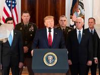 Обращение Дональда Трампа по поводу ситуации с Ираном, 8 января 2020 года