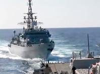 Американские военные обвинили российский разведывательный корабль в агрессивном сближении с эсминцем США USS Farragut, выполнявшим плановую операцию в северной части Аравийского моря