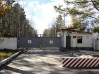 Воинская часть, где проходил службу обвиняемый в убийстве двух офицеров и шести сослуживцев рядовой Рамиль Шамсутдинов