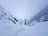 Южная Осетия осталась без света из-за аварии на ЛЭП