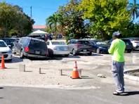 Самое мощное землетрясение года: на островах Кайман проваливается грунт, в Майами раскачивались высотки