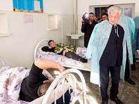 С вечера субботы в Кордайском районе действует режим ЧС. По данным казахстанских властей, в настоящее время обстановка в населенных пунктах, где произошла драка, спокойная, ситуация под контролем
