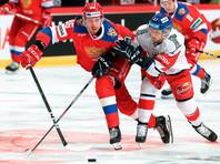 В Стокгольме сборная России по буллитам уступила команде Чехии со счетом 3:4 в матче третьего тура Шведских хоккейных игр. В составе российской сборной шайбы забросили Артур Каюмов (12'), Андрей Светлаков (37') и Павел Порядин (58')