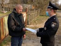 Полиция Киевской области Украины выявила нарушителя, по вине которого произошел пожар в зоне отчуждения Чернобыльской АЭС