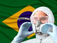 Бразилия становится новым эпицентром пандемии коронавируса